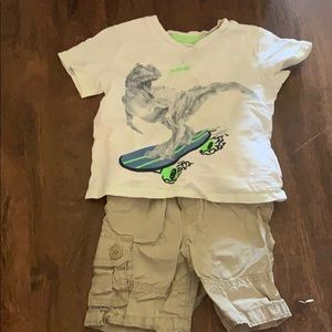 GAP Matching Sets - Baby Gap boy outfit 18-2t outfit